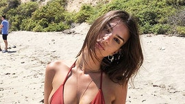 Emily Ratajkowski: It's 'important' for women to wear string bikinis at the beach as well as protests