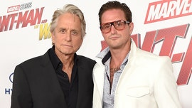 Michael Douglas' son Cameron says he suffered from 'loneliness' before facing drug addiction