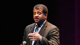 Detroit Tigers throw jab at Neil deGrasse Tyson over 'dad joke'