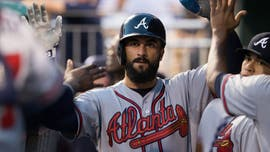'Every single' Houston Astros player 'needs a beating,' Braves outfielder Nick Markakis says