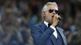 Andrea Bocelli says he and his family were diagnosed with coronavirus, had a 'swift,' 'full recovery' in March