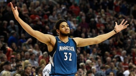 Minnesota Timberwolves star Karl-Anthony Towns says Colin Kaepernick is 'the man'