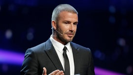 David Beckham proves he's a Potterhead, finishes Hogwarts Lego castle