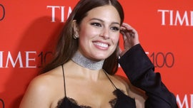 Ashley Graham says she's 'gained weight' after being shamed for looking thinner