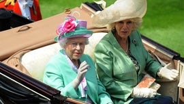 Queen Elizabeth II, Duchess Camilla make rare joint appearance together