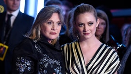Billie Lourd and late mom Carrie Fisher will reunite in 'Rise of Skywalker'