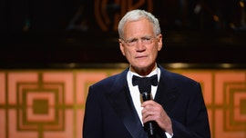 David Letterman re-wears tuxedo -- and recycles jokes -- from 1986 Emmys hosting gig for 2020 show