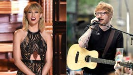 Ed Sheeran, Taylor Swift are top music earners of 2018