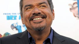 George Lopez says he purchased a plane ticket so a military member could attend the birth of his first child