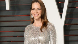 Hilary Swank says she developed severe claustrophobia while filming in a spacesuit for 'Away'