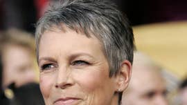 Jamie Lee Curtis says she cracked a rib while filming 'Halloween': 'That's the nature of the beast'