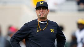 Michigan's Jim Harbaugh supports playing football amid report Big Ten to cancel season