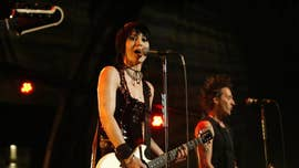 Joan Jett recalls enduring sexism as a young artist in the '70s: 'People would get very nasty'