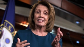 Protesters greet Pelosi with expletives during Florida campaign stop