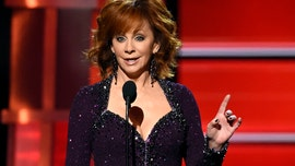 Reba McEntire says it's not her job to talk politics