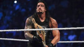WWE star Roman Reigns announces leukemia has returned, gives up Universal championship