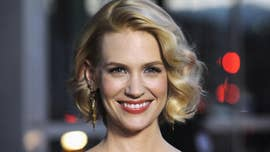 'Mad Men' star January Jones appears to shoot her shot with notoriously quiet NBA star