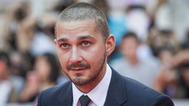 Shia LaBeouf tattooed 'his whole chest' for movie, director David Ayer says