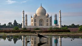 India wants to eliminate Taj Mahal area's 'foul smell' ahead of Trump visit