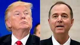 Fred Fleitz: Trump should stop sharing sensitive intelligence with leaker Adam Schiff