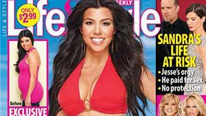 The Lovely and Talented Kourtney Kardashian
