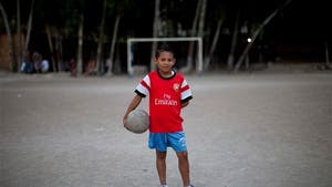 Soccer Is A Path Away From Gangs, Drugs For Kids In Honduras