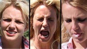 The Many Faces of Britney Spears
