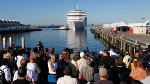 Cruise Ship Stranded Off Mexico