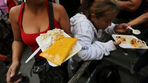 Venezuela 's Christmas Tamale Tradition Hit By Inflation