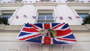 In Pictures: Royal wedding preparations