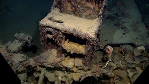 Shipwreck Found in Mexico