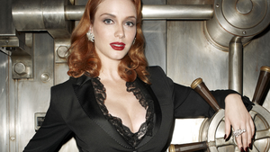 The Lovely and Talented Christina Hendricks