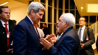Pompeo slams Iran news: 'When I was briefing Trump, Kerry was briefing Zarif'