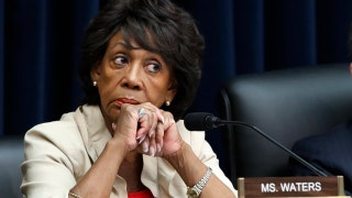 Maxine Waters' corporate donors silent after 'get confrontational' controversy