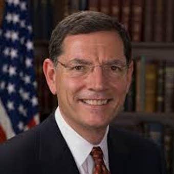 Sen. John Barrasso, M.D.