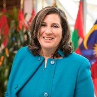 Professor Brenda Shaffer