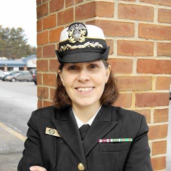 Captain Kathy Thorp