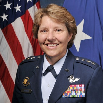 Lt. Gen. Michelle Johnson