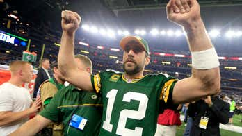 Packers' goal is to get Aaron Rodgers one more Super Bowl ring, Davante Adams says