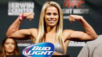 UFC star Paige VanZant shares new steamy photos from her Sports Illustrated photo shoot