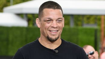 UFC's Nate Diaz makes impressive return to octagon after 3-year layoff, eyes rising star as next opponent