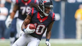 Houston Texans' DeAndre Hopkins has Instagram hacked, flooded with pictures of model