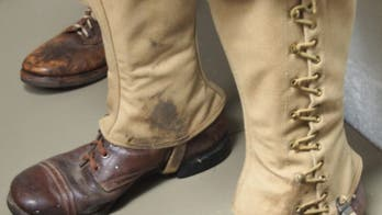 History of combat boots in pictures