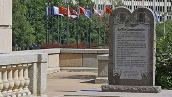 The Ten Commandments should remain etched in the American experience