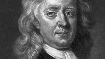 Isaac Newton's book auctioned for record-setting $3.7 million