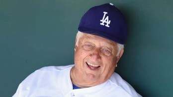 Tommy Lasorda, Hall of Fame baseball manager, hospitalized with heart issues