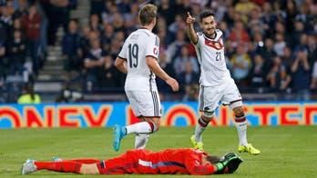 Gundogan the latest Man City player to contract coronavirus