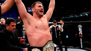 UFC champ Stipe Miocic likely done fighting for year after suffering 'major retina injury'