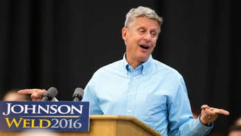 Libertarian Gary Johnson says his $250G in cannabis stocks irrelevant to his backing of legalized marijuana