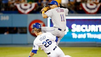Opinion: Utley slide highlights gray area between playing tough and playing dirty